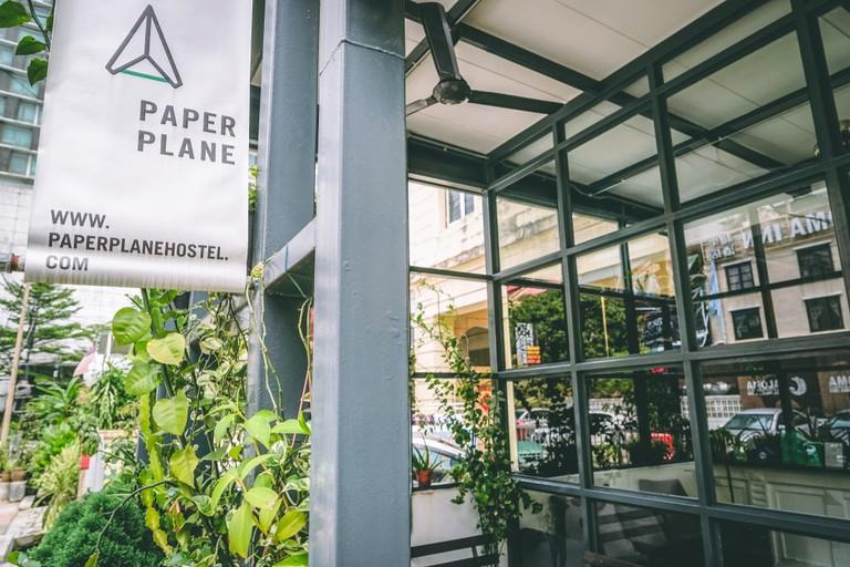 Paper Plane Hostel, Kuala Lumpur