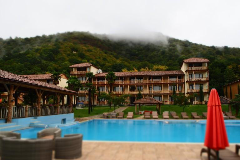 Hotel Lopota Lake Resort Spa, Napareuli, Georgia | © ALEXANDRO80/Shutterstock
