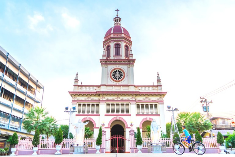 Santa Cruz Church of Thailand, Bangkok, Thailand