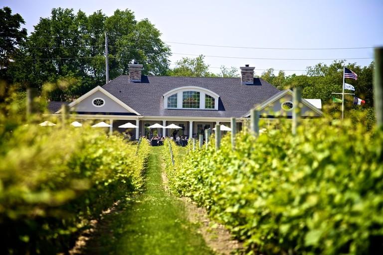 Sparkling Pointe Vineyard & Winery
