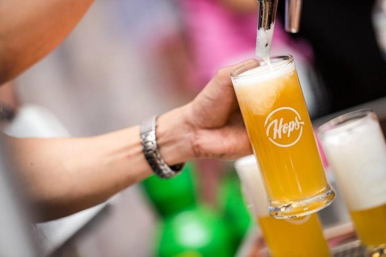 Hops Craft Beer Garden