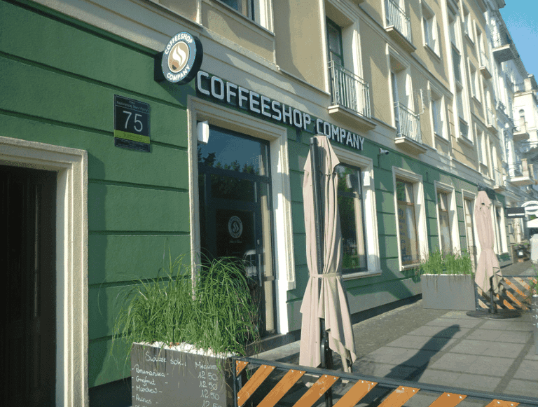 1 - Coffee Shop Company