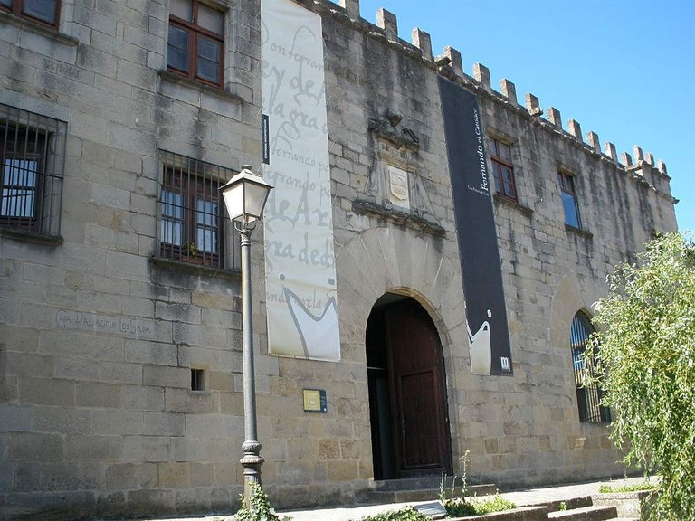 Palacio de Sada, Sos del Rey Catolico, Spain
