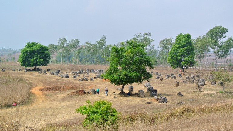 Plain of Jars - Site One