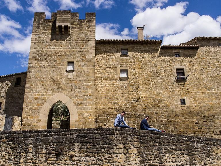 Sos del Rey Católico, Spain