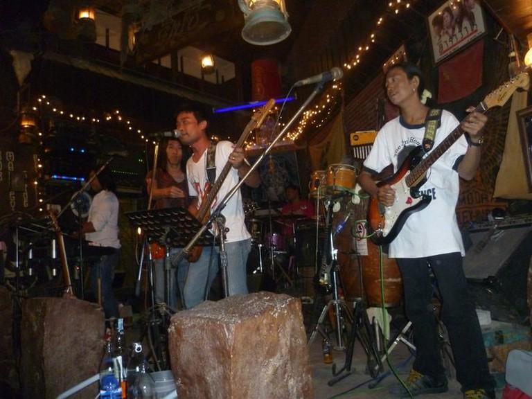 Thai band