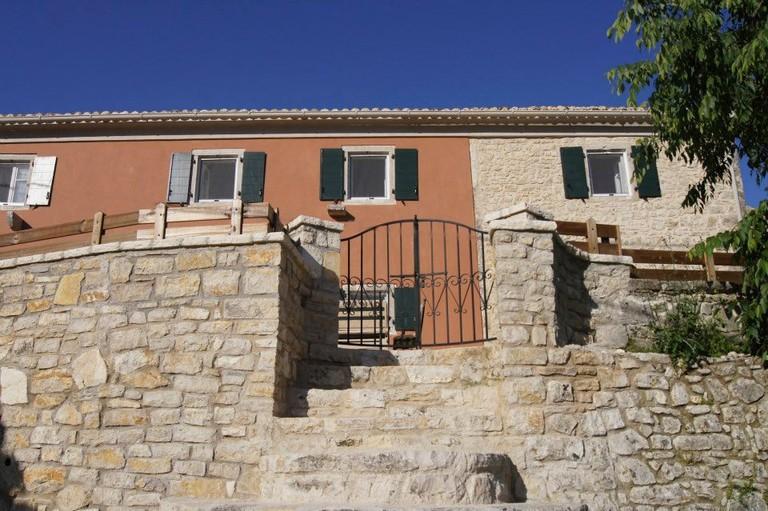 The Merchant's House, in Palia Perithia, Corfu