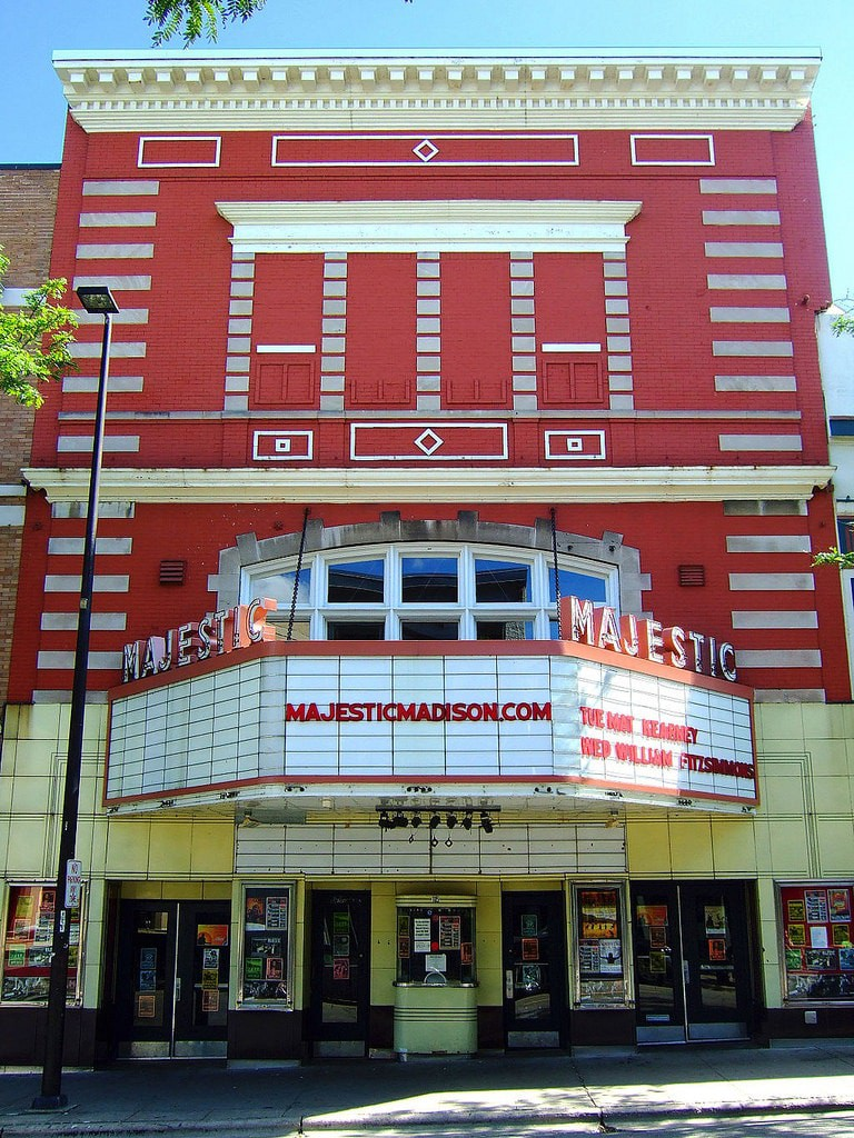 Majestic Theatre in Madison | © kenneth casper/flickr