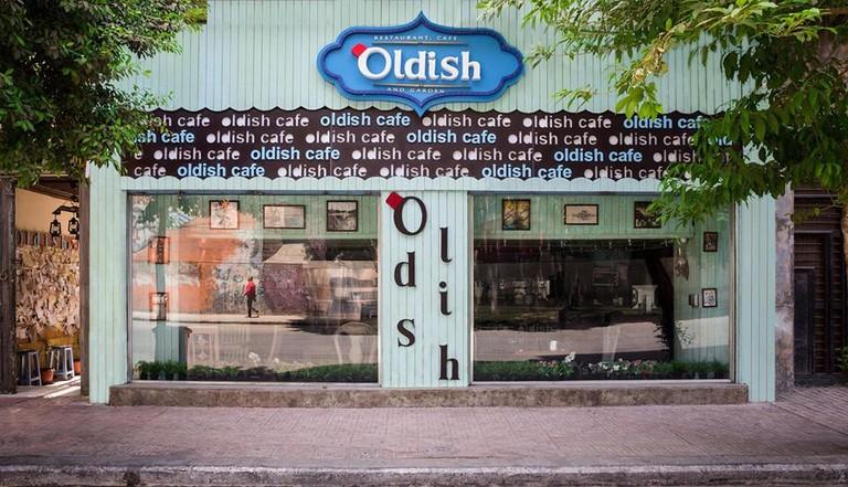 Oldish exterior