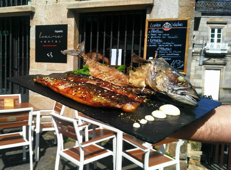 Loaira Xantar, Pontevedra