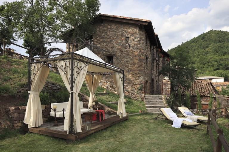 Enjoy the outdoors Courtesy of El Acebo de Casa Muria