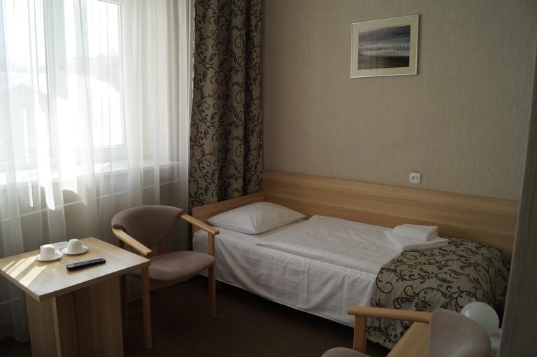 A room in Hotel Polonia | © Hotel Polonia