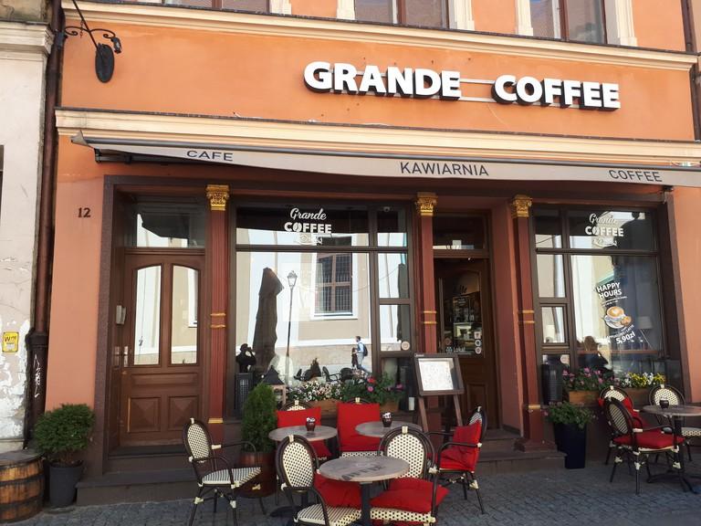 Grande Coffee, Toruń | © Northern Irishman in Poland