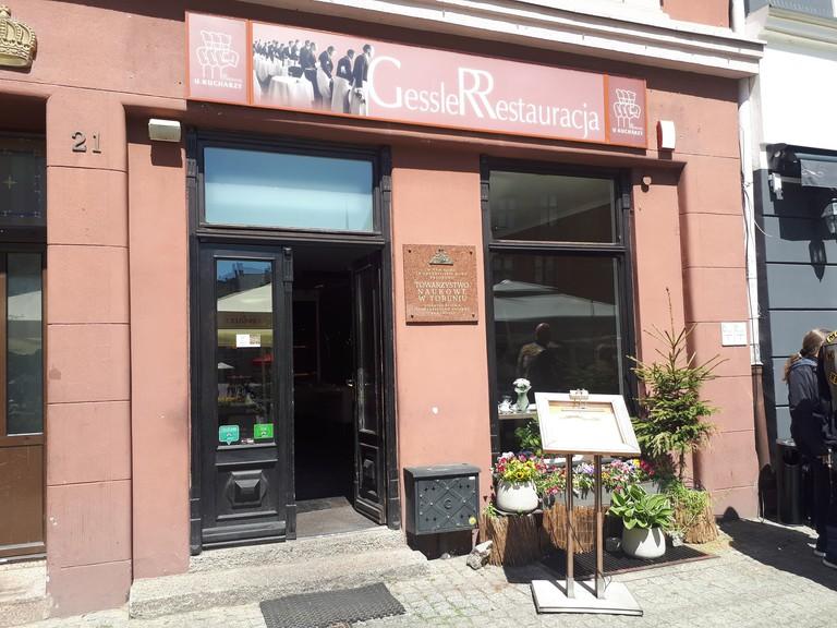 U Kucharzy - Gessler Restauracja | © Northern Irishman in Poland