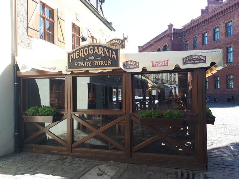 Pierogarnia Stary Toruń | © Northern Irishman in Poland
