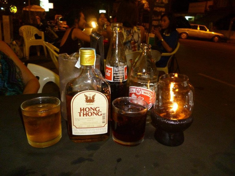 Thai whisky