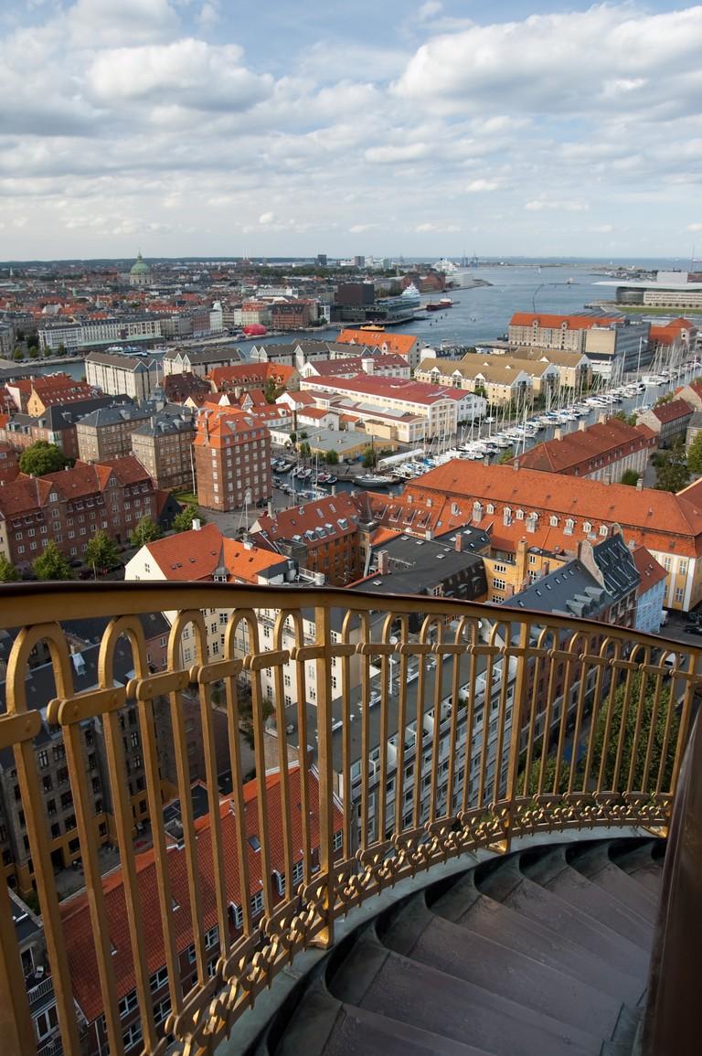 View Christianshavn church of our Savior's