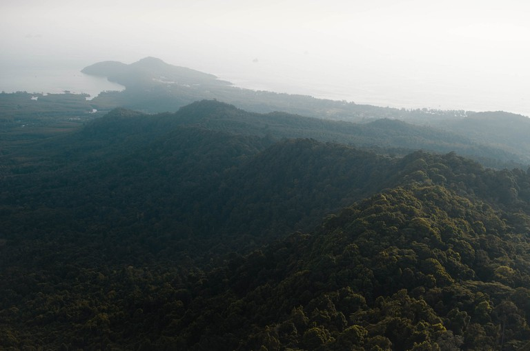Views from Khao Ngon Nak Viewpoint