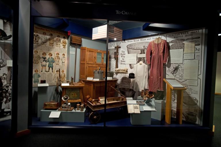 Wisconsin Historical Museum Exhibit | © John Benson/flickr