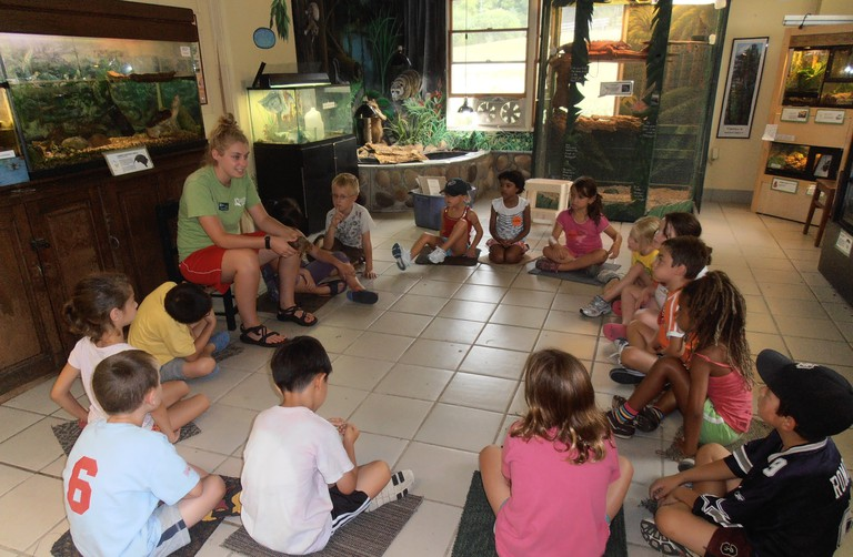 Learning in the Critter House