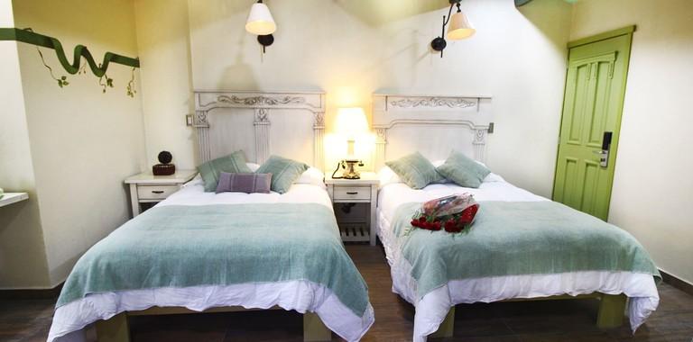 Alcatraz room