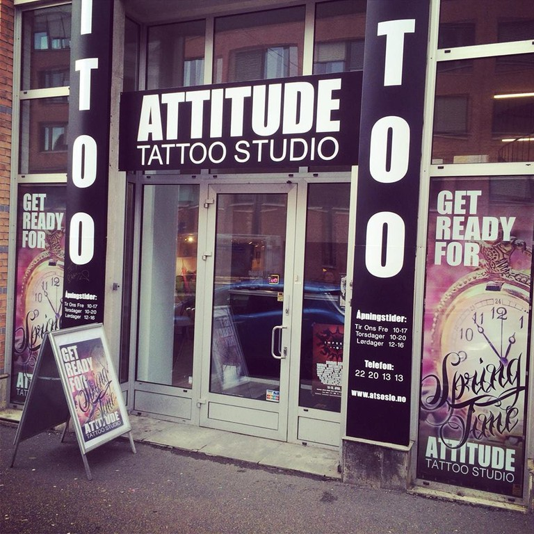 Attitude Tattoo Studio, Courtesy of Attitude Tattoo Studio