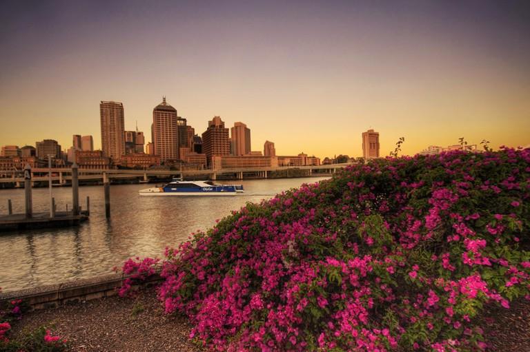 Brisbane's riverfront © Nam Nguyen / Flickr