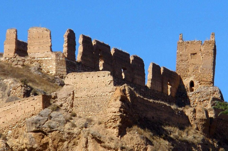 Castillo Mayor, Daroca