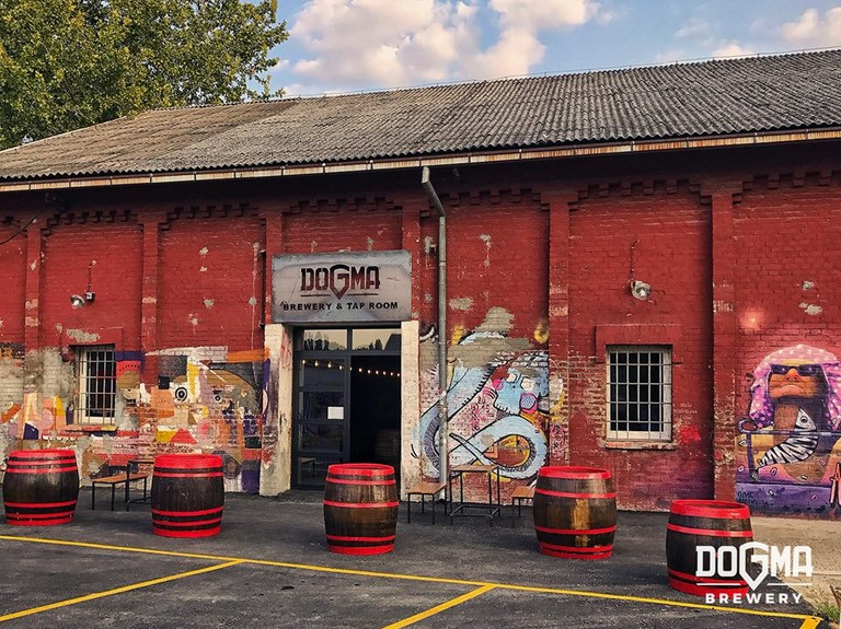 One of the finest beer drinking spots in the city