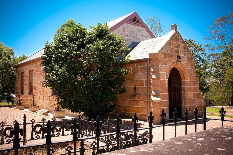 Ebenezer Church in Sydney © Peter Gaylard / Wikimedia Commons