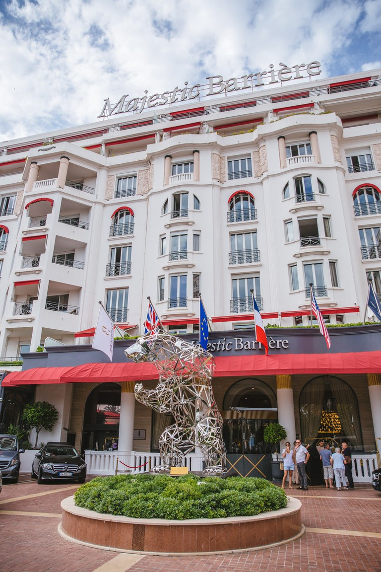 Hôtel Barrière Le Majestic, Cannes, France