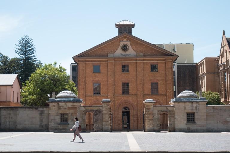 hyde park museum sydney