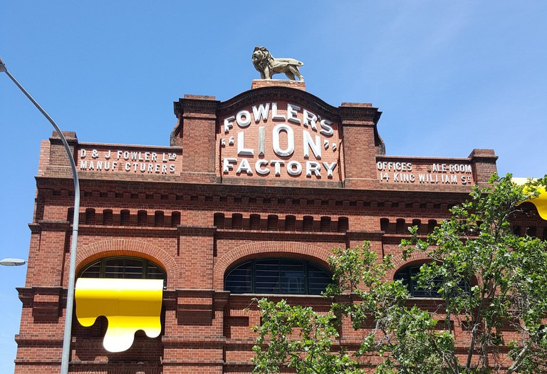 Lion Arts Centre exterior © transcendancing / Flickr