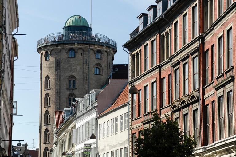 Baroque Rundetarn (Round Tower)