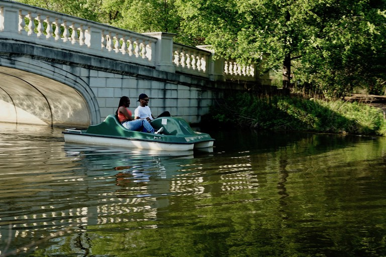 Peddle Boats
