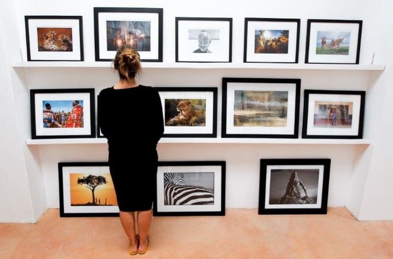 Photographs on exhibition at Upepo Photography Gallery