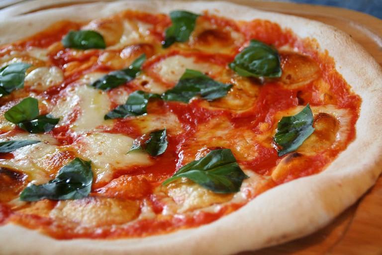 Pizza © Yoshihide Nomura / Flickr