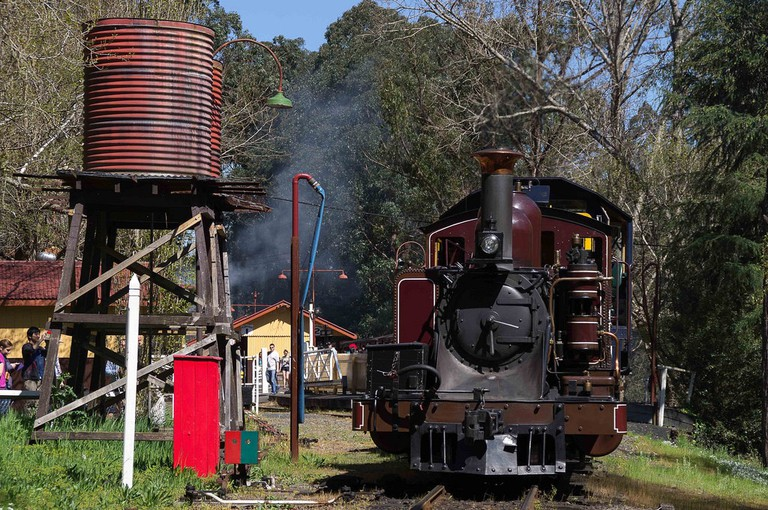 Puffing Billy © ghatamos / Flickr