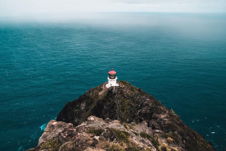 Makapu'u Lighthouse | © Remi Yuan/Unsplash