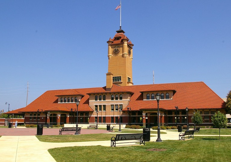 Springfield's historic Union Station