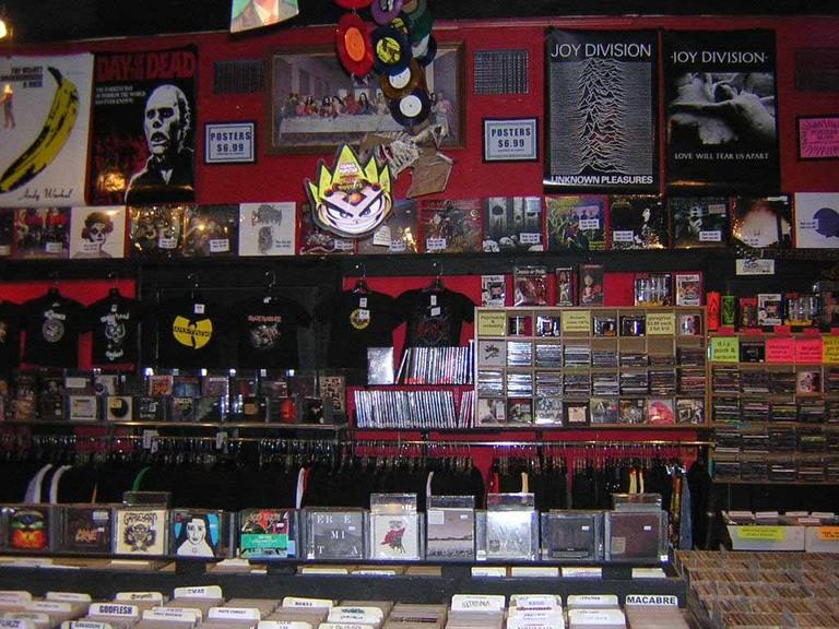 Ear Wax Record Shop | © Courtesy of Ear Wax Record Shop