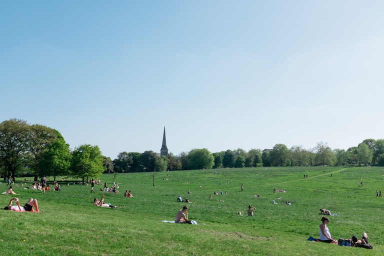 Brockwell Park-Brixton-London-England