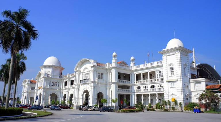 Ipoh Railway Station, Malaysia