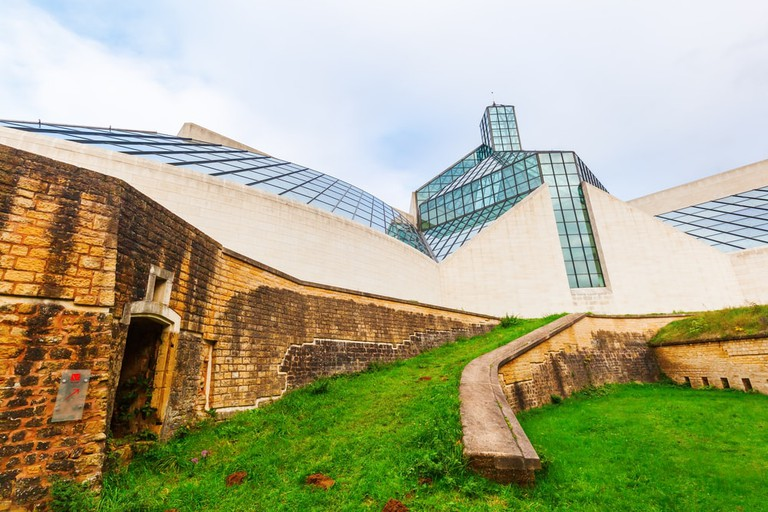 Fort Thuengen and Museum for Modern Art, Luxembourg