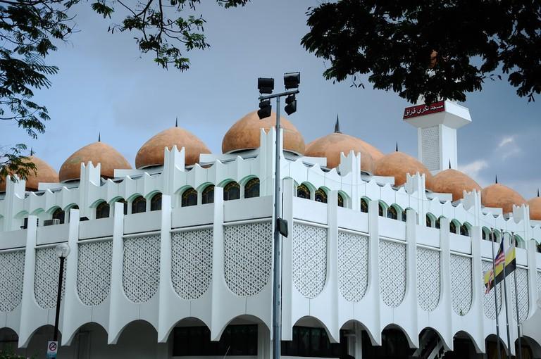 Perak State Mosque in Ipoh, Malaysia