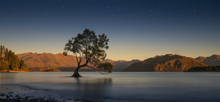 Lake Wanaka, New Zealand869655