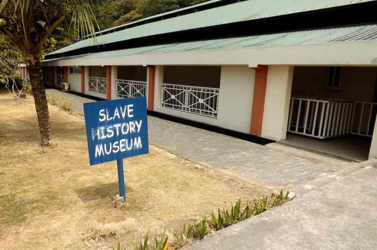 slave history museum