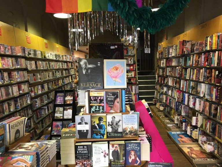The Bookshop Darlinghurst interior © The Bookshop Darlinghurst
