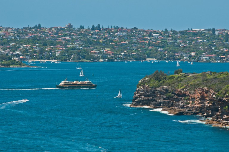 The view from Grotto Point in Sydney © Graeme Churchard / Flickr