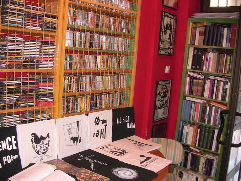 Books, records and more at Utopia